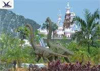 Amusement Facility Animatronic Life Size Garden Animals Moving Dinosaur Models