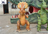 Animatronic Waterproof Dinosaur Lawn Decorations For Outside Garden
