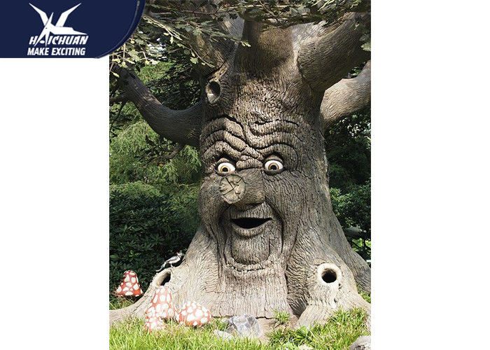 Lovely Cinema Hall Animated Talking Tree For Real Estate Opening Ceremony