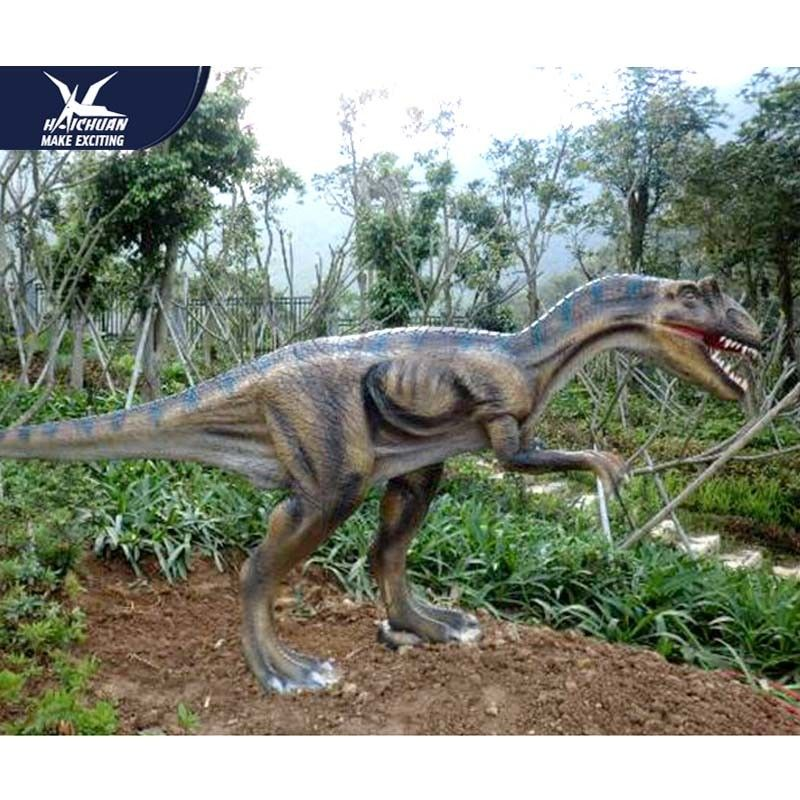 Lifelike High Simulation Realistic Dinosaur Models For Outdoor Theme Park